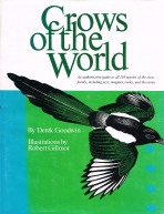 """Crows of the World"" Boek van Derek Goodwin"