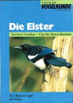 """Die Elster"" Boek van Gerard Kooiker en Claudia Verena Buckow"