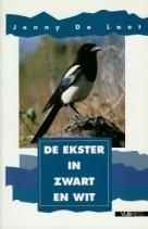 """""""De ekster, in zwart en wit"""" Boek van Jenny De Laet"""