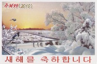 Noord Korea, 2010