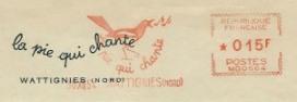 Frankrijk, 1954
