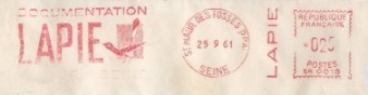 Frankrijk, 1961