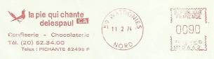 Frankrijk, 1974