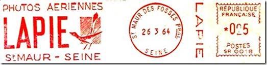 Frankrijk, 1964