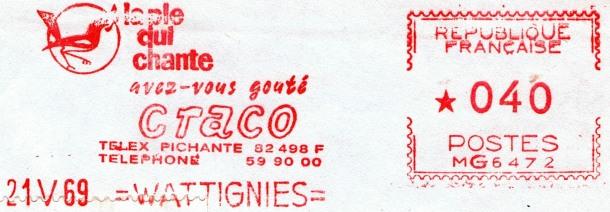 Frankrijk, 1969