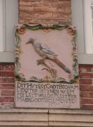 Gevelsteen Dexster Dordrecht