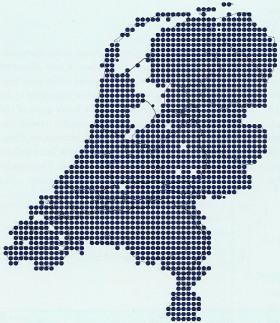 Atlas van de Nederlandse broedvogels pagina 444. SOVON, 2002